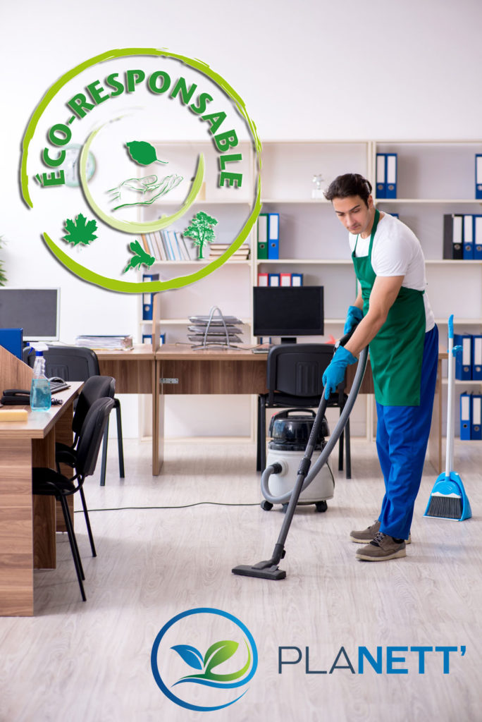 nettoyage bureaux eco responsable